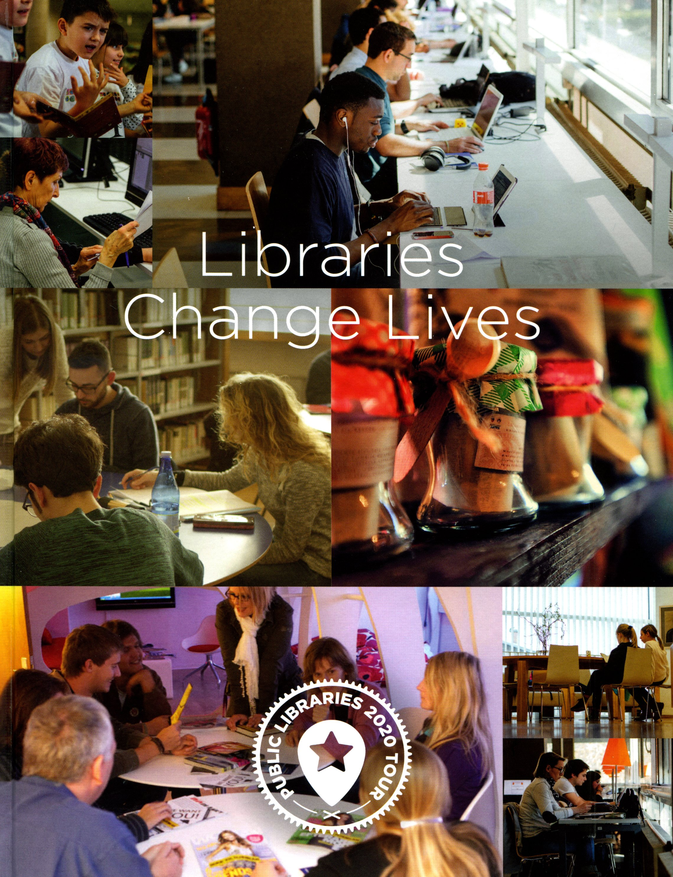 Libraries change lives