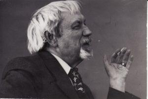 Repeticijoje. Apie 1980 m. Fotogr. Kazimiero Vitkaus. PAVB FJM-1015/11