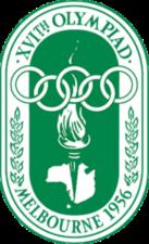 1956 m. Melburno vasaros olimpiada