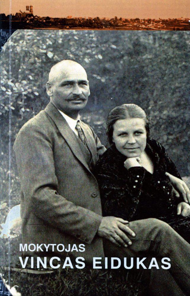 Mokytojas Vincas Eidukas