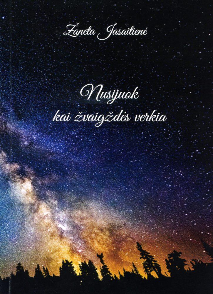 Nusijuok, kai žvaigždės verkia