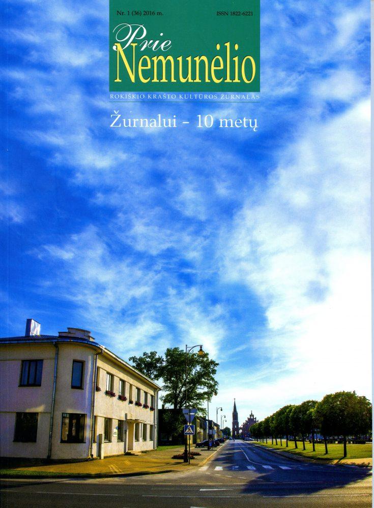 Prie Nemunėlio