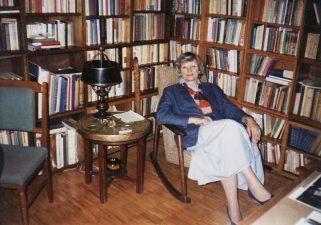 Svečiuose Ina Bertulytė iš Sietlo (JAV). 1997 m.