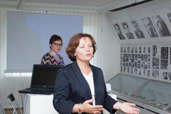 Seimo narė Rasa Juknevičienė