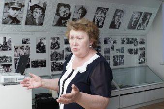 Profesorė Rita Aleknaitė-Bieliauskienė