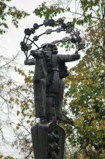 "Skulptūra ""Legenda"". Astos Rimkūnienės nuotrauka"