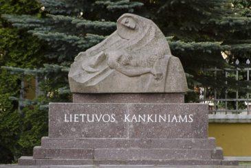 Paminklas Lietuvos kankiniams. Astos Rimkūnienės nuotrauka