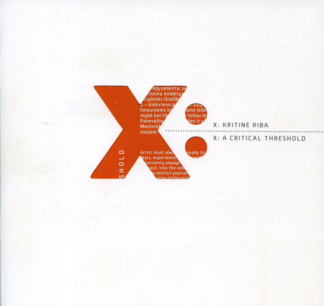 X: Kritinė riba