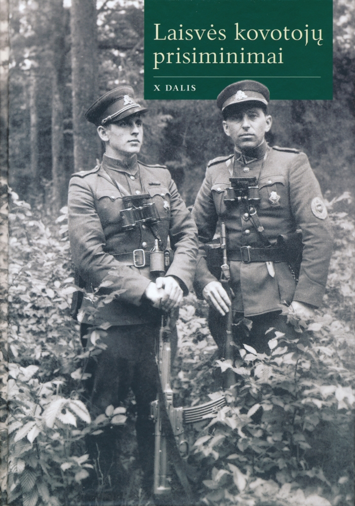 Aukštaitijos partizanų prisiminimai