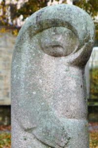 """Skulptūra """"Svajonė"""". Virginijaus Benašo nuotrauka"""