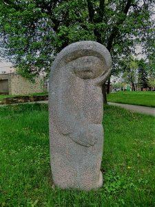 """Skulptūra """"Svajonė"""". Astos Rimkūnienės nuotrauka"""