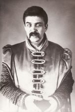 "Filme ""Jastrinsko ragana"" (rež. Borisas Šadurskis, Belarusfilm), 1991 m."