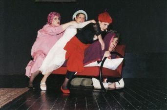 """Muzikiniame teatre – """"Trys mylimos"""""""