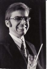 """Albertas Laurinčiukas """"Akimirka teisybės"""" (rež. V. Blėdis), 1975 m. Rudolfas Jansonas - Ministras. Fotogr. K. Vitkaus. PAVB FKV-210/21-2"""