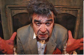 """Moljeras (Molière) """"Skapeno klastos"""" (rež. R. Teresas), 2004 m. Rudolfas Jansonas – Argantas"""