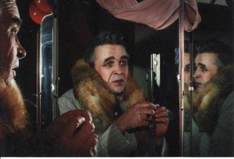 """Eduardas de Filipas (Eduardo de Filippo) """"Mano šeima"""" (rež. R. Rimeikis), 2008 m. Rudolfas Jansonas – Gidonė"""