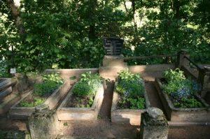 2. H. Čerkeso kapas senosiose Panevėžio kapinėse. Nuotrauka iš M. Dirsės kolekcijos