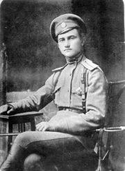 2. Karininkas Jonas Nastopka, žuvęs vaduojant Panevėžio miestą. Nuotrauka iš M. Dirsės archyvo
