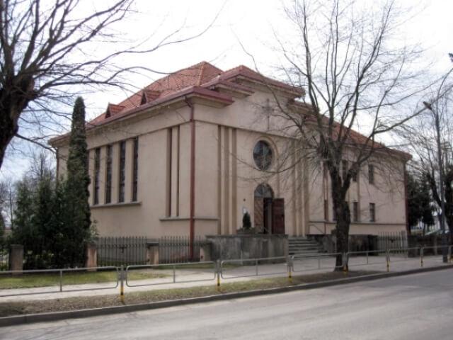 Panevėžio Švč. Mergelės Marijos Nekaltojo Prasidėjimo koplyčia