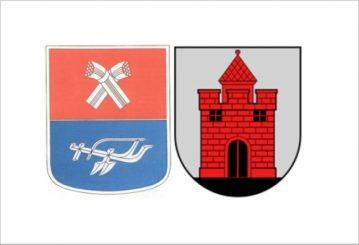 Panevėžio miesto herbas, patvirtintas 1969 m. ir 1993 m.