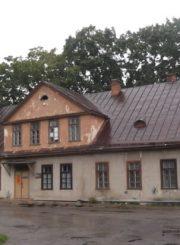 3. Buvusi Panevėžio 1-oji pradžios mokykla, A. Smetonos g. 2