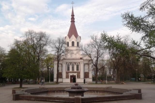 1. Panevėžio Švč. Trejybės bažnyčia