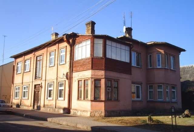 1. Namas Š. Mero gatvėje