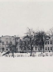 2. Senasis ligoninės pastatas