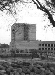 2. Naujų teatro rūmų statyba. Nuotrauka iš www.miestai.net