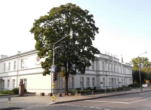 1. Panevėžio Juozo Balčikonio gimnazija. L. Kaziukonio nuotrauka