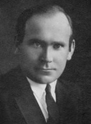 3. Panevėžio berniukų gimnazijos direktorius Petras Būtėnas nacių okupacijos metais. Nuotrauka iš S. Banaičio kolekcijos