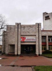 2. Miesto civilinės metrikacijos biurui planuotos kultūros rūmų patalpos. L. Kaziukonio nuotrauka