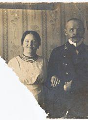 Senosios asmeninių archyvų fotografijos