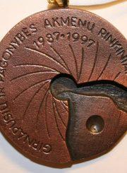 Medaliai – krašto istorijos fiksuotojai