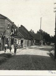 Pasvalio miesto istorija Lietuvos archyvų XV–XX a. dokumentuose