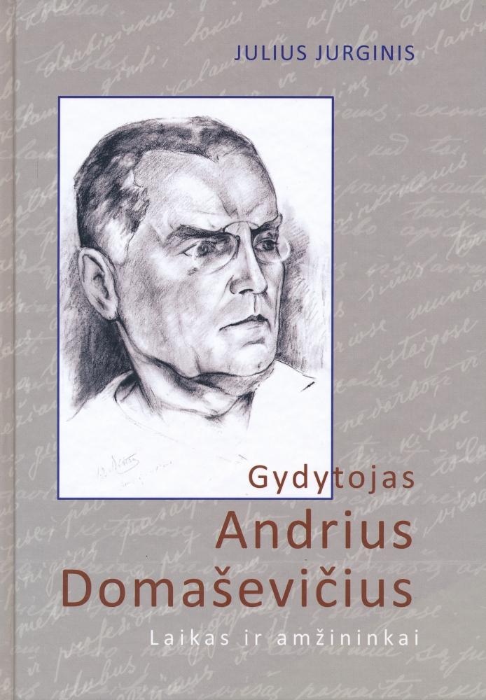 Gydytojas Andrius Domaševičius