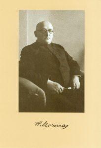 Vladas Mironas. Iš: 1918 m. vasario 16 d. Lietuvos Nepriklausomybės Akto signatarai. [Sudarytoja Vilma Bukaitė]. [Vilnius], [2006], p. 1–3