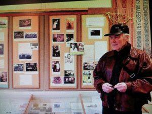 J. Šerno muziejaus vadovas Manfredas Bridžius. 2017 m. Iš M. Bridžiaus asmeninio archyvo