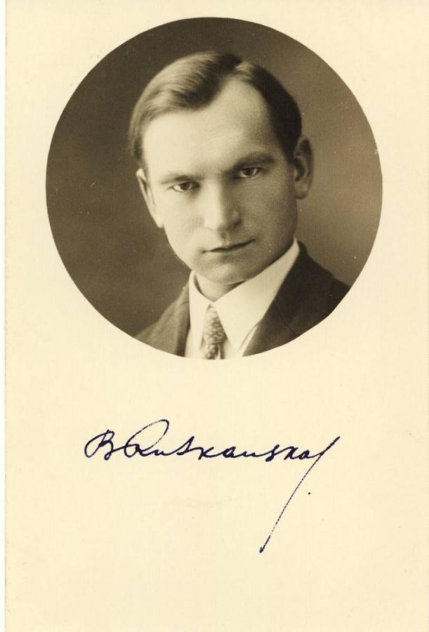 Benediktas Rutkauskas-Rutkūnas