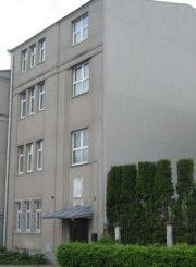 4. Švč. Nekaltosios Mergelės Marijos tarnaičių kongregacijos namai šiandien