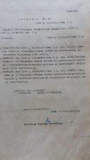 Po penkių metų pertraukos, 1959 m. balandžio 1 d. Juozas Miltinis buvo sugrąžintas į Panevėžio dramos teatrą. PAVB FKV-19
