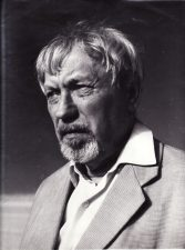Juozas Miltinis. Apie 1972 m. Fotogr. Kazimiero Vitkaus. PAVB FJM-1015/31