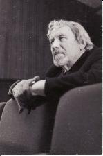 Repeticijoje. 1975 m. Fotogr. Kazimiero Vitkaus. PAVB FJM-1015/16