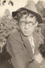 Juozas Miltinis – Šiaulių dramos teatro aktorius. Šiauliai. 1932 03 19. PAVB FJM-811/1