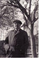 Juozas Miltinis. Apie 1965–1970 m. Fotogr. Kazimiero Vitkaus. PAVB FJM-1015/25