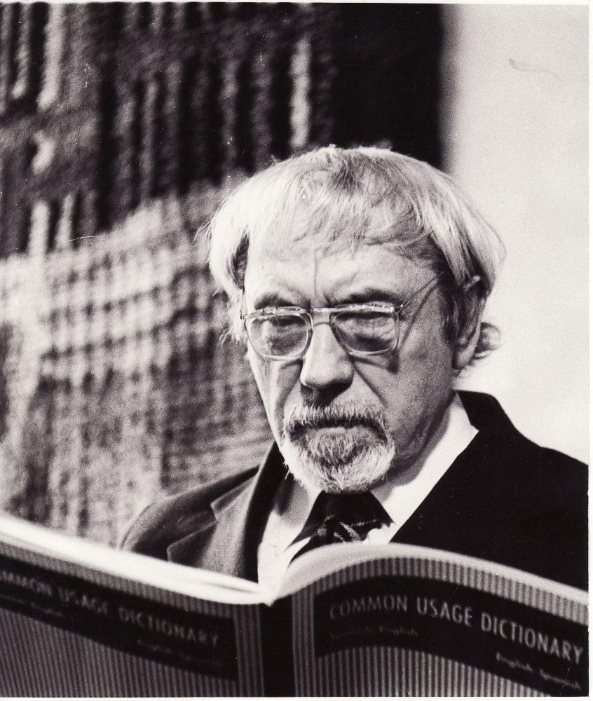 Juozas Miltinis. Panevėžys, 1977 m.