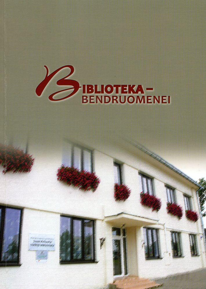 Biblioteka - bendruomenei