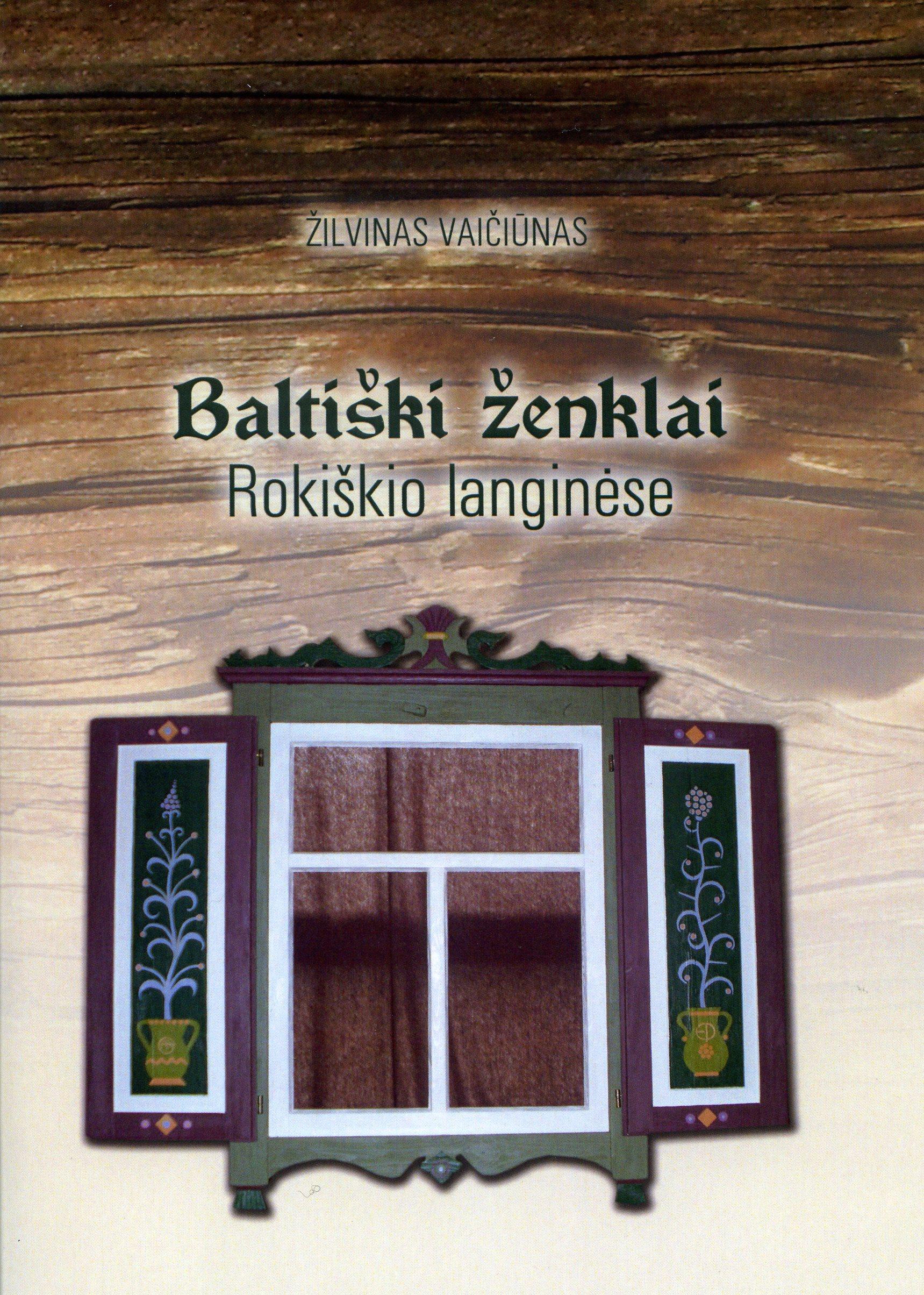 Baltiški ženklai Rokiškio langinėse