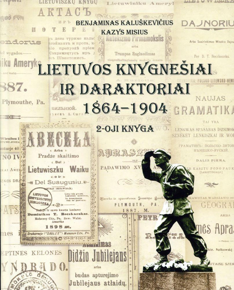 Lietuvos knygnešiai ir daraktoriai