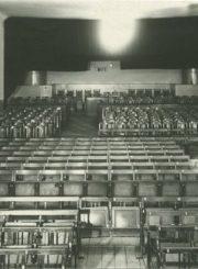 """2. Panevėžio kino teatro """"Garsas"""" salė. Nuotrauka iš privačios kolekcijos"""